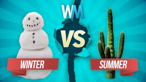 Winter vs. Summer: Which Is Better?