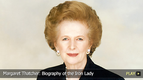 Margaret Thatcher: Biography of the Iron Lady