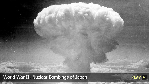 World War II: Nuclear Bombings of Japan