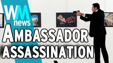 Russian Ambassador Assassination! 3 Need To Know Facts!