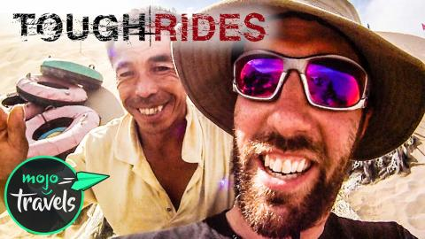 Tough Rides: China, Episode 2: Inner Mongolia to Xinjiang Province