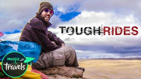 Tough Rides: China, Episode 4: Towards Tibet