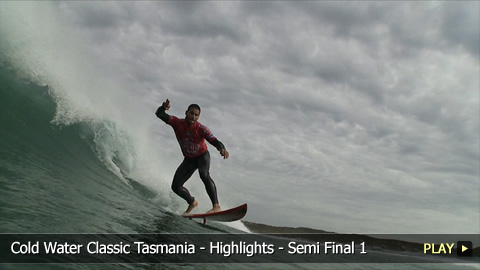 Cold Water Classic Tasmania - Highlights - Semi Final 1