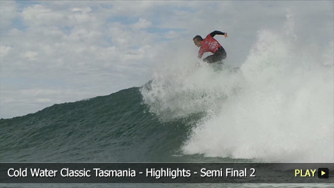 Cold Water Classic Tasmania - Highlights - Semi Final 2