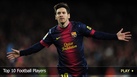 Top 10 Football Players