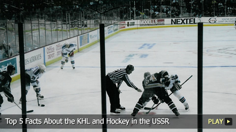 Russian Hockey Trivia - Red Army to KHL