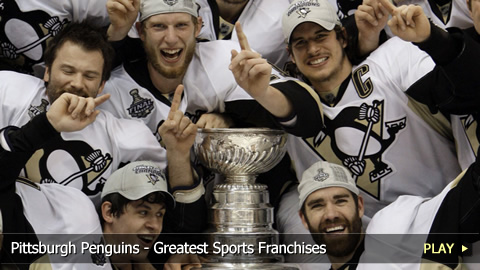 Pittsburgh Penguins - Greatest Sports Franchises