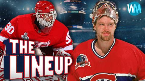 Top 10 Greatest NHL Goalies of All Time - The Lineup Ep. 7!