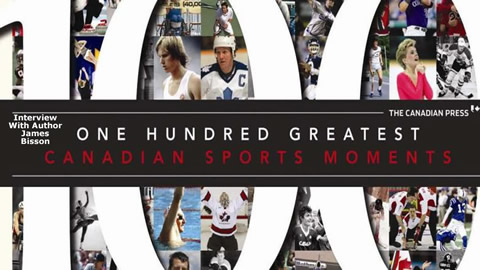 100 Greatest Moments in Canadian Sports