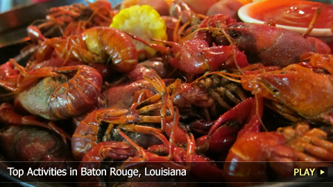 Top Activities in Baton Rouge, Louisiana