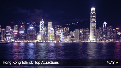Hong Kong Island: Top Attractions