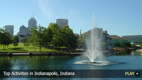 Top Activities in Indianapolis, Indiana
