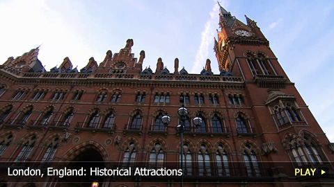London, England: Historical Attractions
