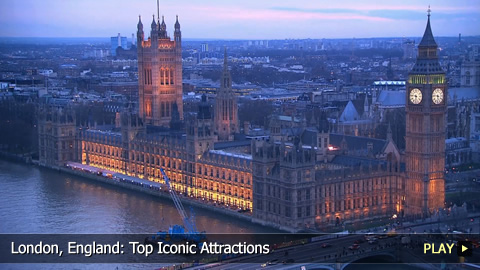 London, England: Top Iconic Attractions