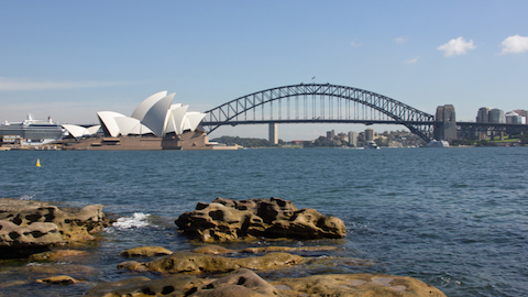 Top 10 Australian Tourist Destinations
