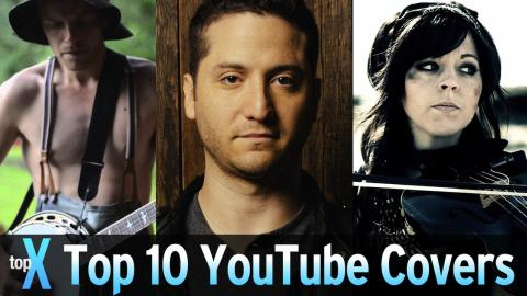 Top 10 YouTube Covers - TopX Ep.43