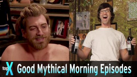 Top 10 Good Mythical Morning Episodes - TopX