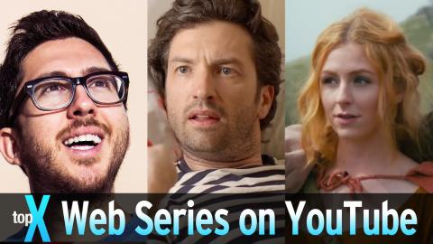 Top 10 Web Series on YouTube -  TopX Ep.30