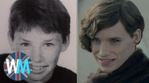 Top 5 Things You Didn't Know About Eddie Redmayne