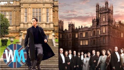 Top 0 Overused UK Film Locations