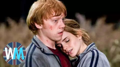 Top 10 Romantic Harry Potter Moments