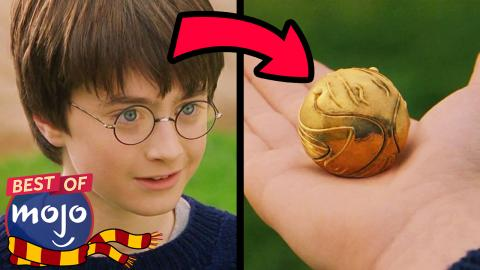 Top 10 Unanswered Questions in Harry Potter