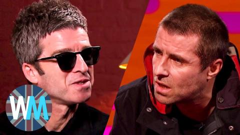 Top 10 Most Heated Feuds in British Music