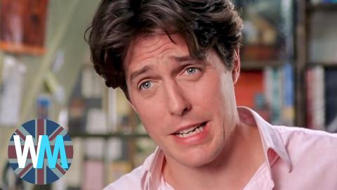 Top 10 Cheesy Hugh Grant Movie Moments