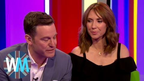 Top 10 Awkward Moments On The One Show