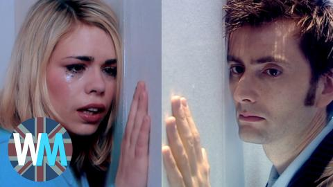 Top 10 Heartbreaking Goodbyes in Doctor Who