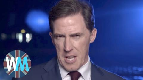 Top 10 Rob Brydon Moments
