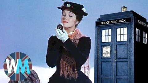 Mary Poppins is a Time Lord: Query the Theory