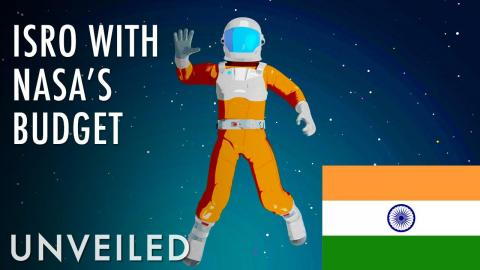 What If ISRO Had the Same Budget as NASA? | Unveiled