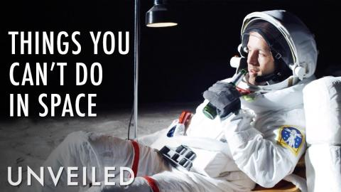 Why You Can't Drink Soda in Space | Unveiled