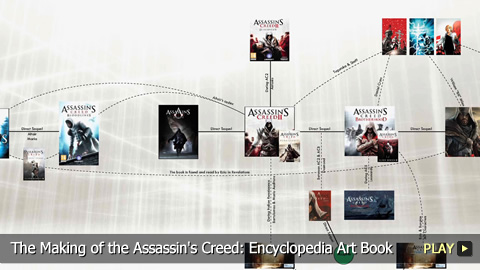 The Making of the Assassin's Creed: Encyclopedia Art Book