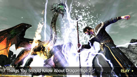 7 Things You Should Know About Dragon Age 2