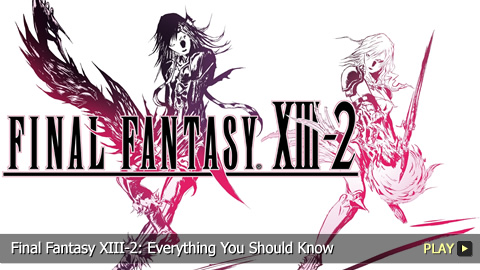 Final Fantasy XIII-2: Everything You Should Know