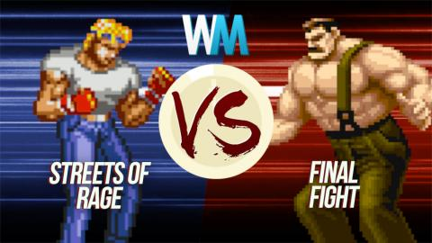 Final Fight VS. Streets of Rage: Brawl of the Brawlers!