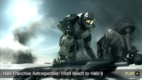 Halo Franchise Retrospective: From Reach to Halo 4