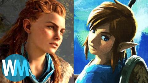 Horizon Zero Dawn Vs. Breath of the Wild: WHICH IS BETTER?