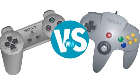 Nintendo 64 VS PlayStation One