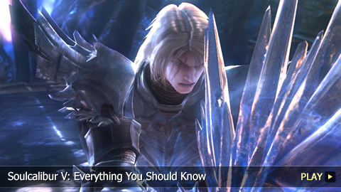 Soulcalibur V: Everything You Should Know