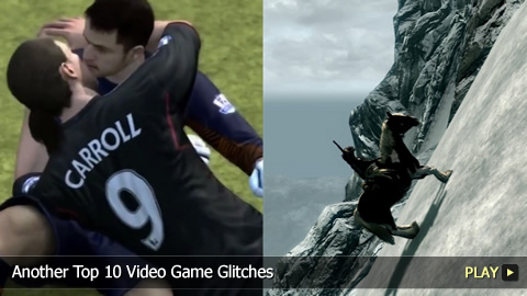 Another Top 10 Video Game Glitches