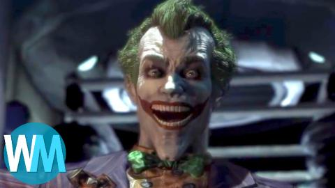 Top 10 Batman Arkham Series Moments!