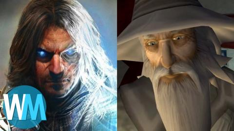 Top 10 BEST & WORST Lord of the Rings Games!
