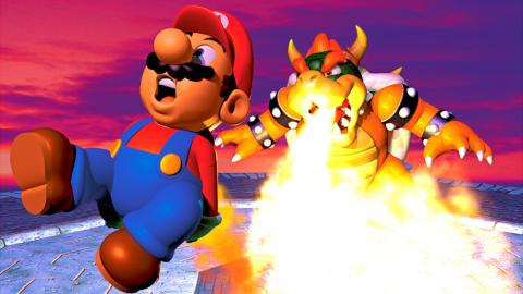 Top 10 Bowser Battles