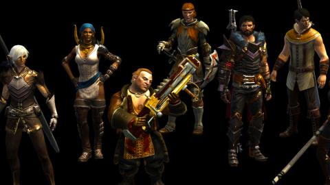 Top 10 Dragon Age Characters