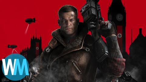 Top 10 Gruesome Nazi Kills in Wolfenstein 2