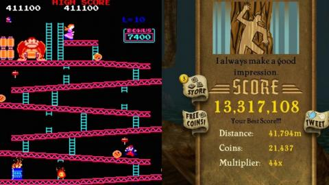 Top 10 High Score Based Video Games | WatchMojo com