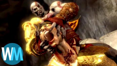 Top 10 Ungodly Kratos Kills